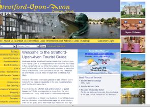 Stratford-Upon-Avon Tourist Guide