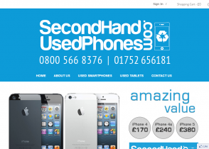 Second Hand Used Phones