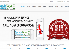 Repair Your Mobile